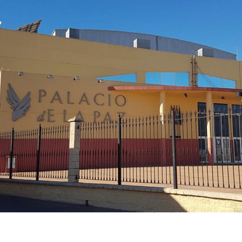 Palacio de la Paz